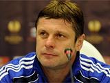 «Динамо» — «Алкмаар» — 2:0. Послематчевая пресс-конференция