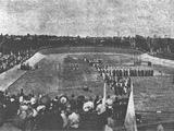 100 лет назад в Киеве был открыт первый стадион Российской империи