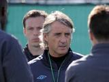Манчини: «Нам хватит 10 очков для выхода в плей-офф Лиги чемпионов»
