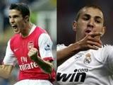«Арсенал» хочет обменять ван Перси на Бензема