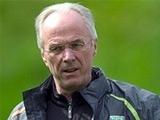Свен-Еран Эрикссон: «Уверен, с Ходжсоном Англия удачно выступит на Евро-2012»