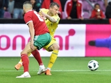 Украина — Марокко — 0:0. Полная расшифровка ТТД