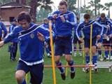 «Динамо» на сборе в Испании. День четвертый. Небольшая передышка
