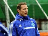 Сергей Федоров: «Одну тренировку проведем в манеже»