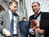 Президент ЦСКА Гинер лишился среднего пальца правой руки