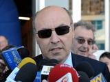 Маротта: «Что касается Каладзе, это был обычный неофициальный разговор»