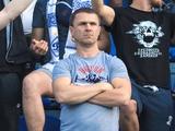 Сергей Ребров: «Ожидаю увидеть хорошую игру двух лучших команд чемпионата»