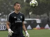Андрей Лунин дебютировал за «Реал»