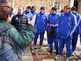 «Динамо» в Израиле: день одиннадцатый. Выходной в Иерусалиме