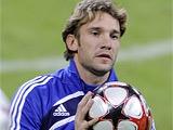 Андрей ШЕВЧЕНКО: «Моя цель – выиграть с «Динамо» еврокубок. Обязательно»