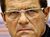 Фабио Капелло готов покинуть сборную Англии прямо сейчас