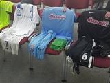 «Динамо» сыграет с «Зарей» в белой форме