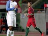 Антунеш отличился курьезным голом за сборную Португалии (ВИДЕО)