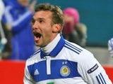 Андрей Шевченко — десятый бомбардир украинского чемпионата