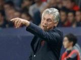 Карло Анчелотти дисквалифицирован на два матча условно