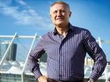 Григорий СУРКИС: Человек, который подарил нам Евро-2012