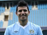 Серхио Агуэро хочет стать легендой «Манчестер Сити»