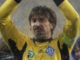 «Динамо»: Шовковский вернулся в общую группу