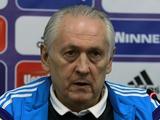 Михаил ФОМЕНКО: «В матче с Кипром используем все шесть замен»