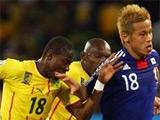 Япония — Камерун — 1:0. Послематчевые комментарии