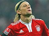 Тимощук отыграл восемь минут за «Баварию»