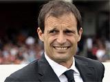Аллегри: «Глядя на игру «Ювентуса», верится с трудом, что он может потерять очки»