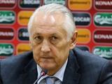 Македония — Украина — 0:2. Послематчевая пресс-конференция