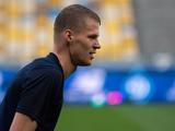 Никита Бурда: «У нас молодая команда, мы все заряженные и очень хотим играть и добиваться результата!»