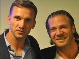 Андрей Шевченко: «Богатый футбольный опыт Воронина нам поможет»