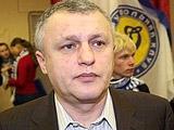 Игорь Суркис: «В среду или четверг Сёмин будет в Киеве»