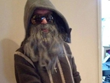 Пол Гаскойн замаскировался, чтобы избежать общения с прессой (ФОТО)