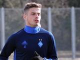 Александар Пантич: «Хачериди уже вернули в первую команду»