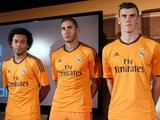 «Реал» стал ярко-оранжевым (ФОТО)