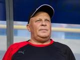 Виталий КВАРЦЯНЫЙ: «Если меня накажут сильно, я просто закончу с тренерской карьерой»