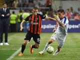 Олег Данченко: «Динамо» просто повезло»