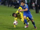 Отбор на ЧМ-2018: сборная Украины разгромила в Кракове Косово