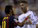 Серхио Рамос: «Надеюсь, взял последнюю футболку Неймара в «Барселоне»