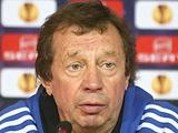 Юрий СЕМИН: «Хотелось бы остаться в «Динамо» надолго. Но как терпеть будете»