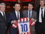 В «Атлетико» могут появиться китайские футболисты
