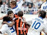 «Динамо» — «Шахтер» — 3:0. Отчет о матче