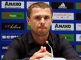 «Заря» – «Динамо» – 2:2. Послематчевая пресс-конференция