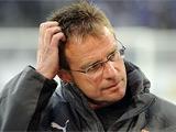 Ральф Рангник: «Буду спокоен, если забьем «Интеру» еще 3-4 гола»