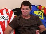 Олег САЛЕНКО: «Моя «Золотая бутса» уже не продается!»