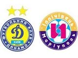 «Динамо» в Мариуполе, Каддури в Киеве