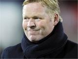 Рональд Куман: «Мне ничего не известно об интересе «Манчестер Сити»