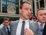 Болельщики «Челси» поддержали Терри после оправдания по делу о расизме