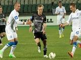 «Заря» — «Черноморец» — 1:1. После матча. Вернидуб: «Мы были ближе к победе»