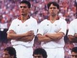 Мальдини и ван Бастен включены в Зал славы итальянского футбола