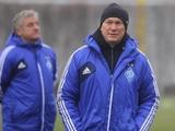 «Динамо»: Лукас тренируется в общей группе