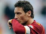 «Рома» продлит контракт с Тотти на два года